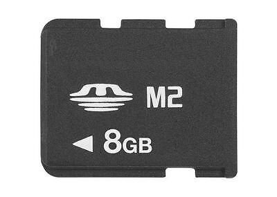 For Sony Ericsson Cell Phone/PSP Go, M2 Card 8GB Memory Stick Micro