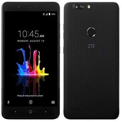 """New ZTE Blade Z Max Z982 32GB 6"""" GSM Unlocked AT&T T-Mobile Straight Talk Lyca"""