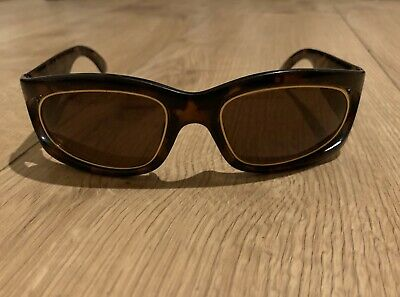 Vintage Christain Dior Tortoise & Gold - CD2040 Sunglasses