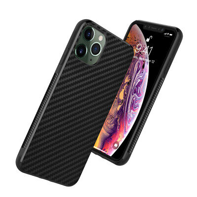 Carbon Fiber Soft Silicone Case Cover For iPhone 11 Pro Max Xs XR 7 8 6s Plus