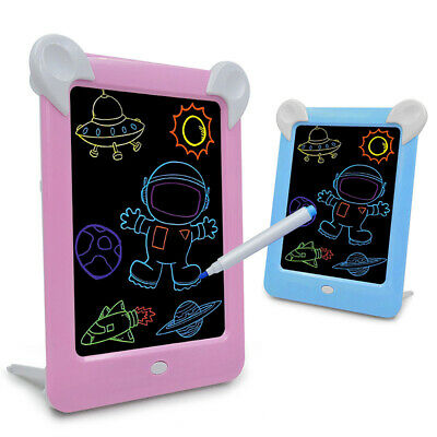 Draw With Light Fun And Developing Toy Drawing Board Magic Draw Educational WE9Z