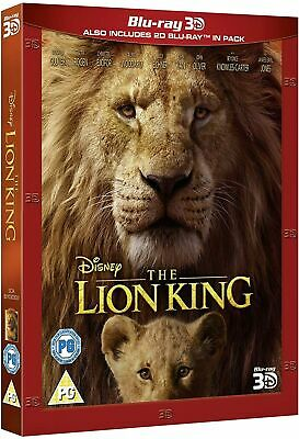 The Lion King (3D Edition with 2D Edition) [Blu-ray]