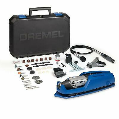 Dremel 4000 Rotary Tool 175 W, Rotary Multi Tool Kit 4 Attachment 65 Accessories
