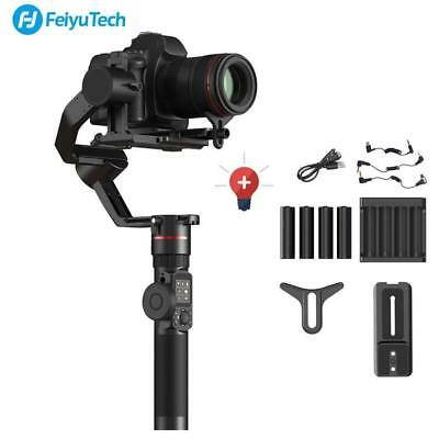 Feiyu AK2000 3-Axis Focus Zoom Handheld Gimbal Stabilizer for Cameras Anti-shake