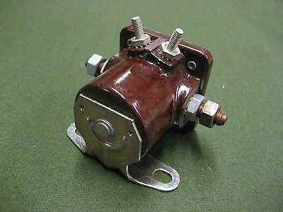 Starter Solenoid Switch 1959 1960 Checker Cab Ford Tractor 12V Marine