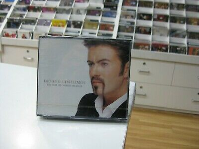 George Michael 2Cd U.k. Ladies & Gentlemen, The Best 1998