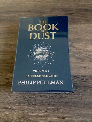 SEALED THE BOOK OF DUST: La Belle Sauvage (Volume One) Limited Edition