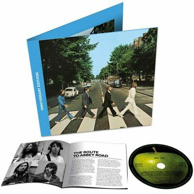 "CD THE BEATLES ""ABBEY ROAD -ANNIVERSARY EDITION-"".New and sealed"
