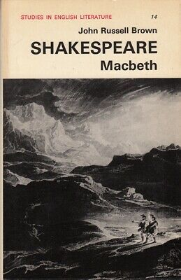 Shakespeares Macbeth - John Russell Brown - Acceptable - Paperback