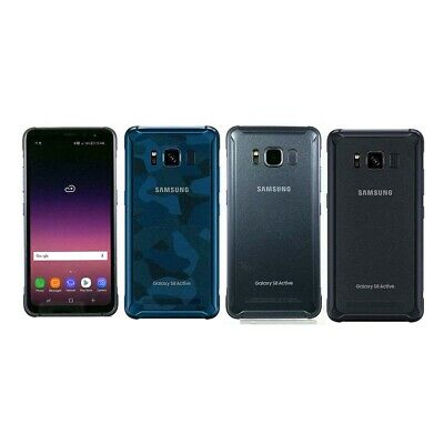 Samsung Galaxy S8 Active G892A AT&T GSM Android Smart phone  Factory Unlocked