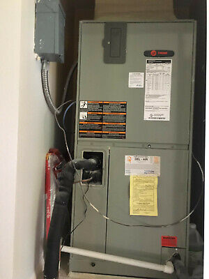 Used Trane 4 ton air handler Central Air Conditioner