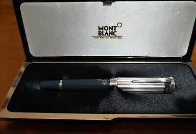 """Montblanc Writers Lim. Edition Charles Dickens Fountain Pen """"Publicity J.E.A."""""""