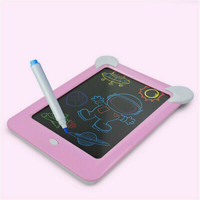 new Sensory LED Light Up Drawing/Writing Board Toy For Special Need, Autism, UK