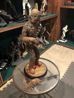 Sideshow Star Wars Chewbacca Exclusive Premium Format Figure