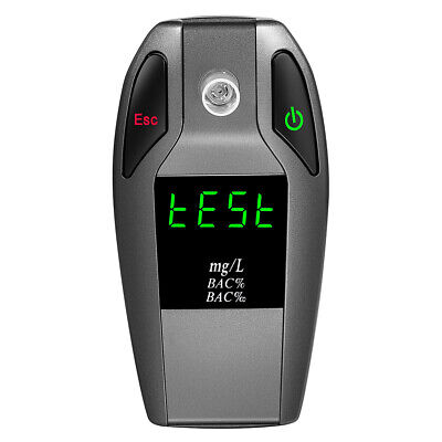 Breath Alcohol Tester Fuel Cell Sensor Blood Alcohol Content Detector S2T3