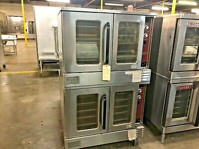 Southbend, Bgs22Sc Convection Ovens - Double Stack #14374