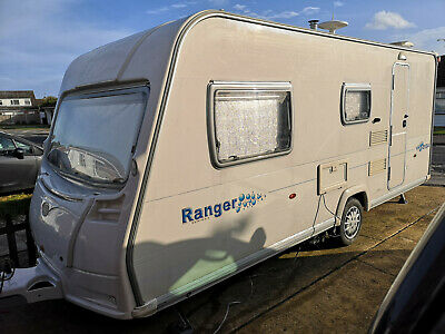 Bailey Ranger 510/4 2006 Great Condition Dry Van With Motor Mover