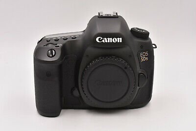Never Used Canon EOS 5DS 50.6MP Digital SLR body New In Box