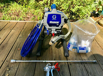 Graco 26280 Magnum X5 Project Airless Sprayer