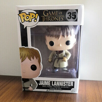 Funko POP Game Of Thrones Jaime Lannister #35 Golden Hand With box
