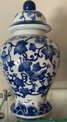Exquisite China Old BLUE AND WHITE PORCELAIN FLOWER VASE OF CHINESE