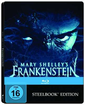 Mary Shelley's Frankenstein [Blu-ray/Limited Edition Steelbook/NEU/OVP]