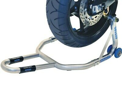 Oxford Premium Heck Paddock Stand Motorrad Universell Silber - OX281