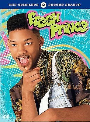 The Fresh Prince of Bel Air - The Complete Second Season (DVD, 2005, 4-Disc Set)