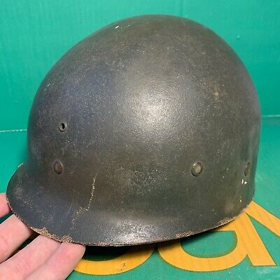 WW2 US ARMY M1 Helmet Liner - Post war made clone - Ideal for completing helmet