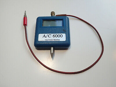 Industrial, automotive traction & standby. Universal battery voltmeter tester.