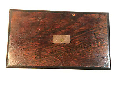 ** Antique Drafting / Architectural Instruments/Tools in Wooden Case V **