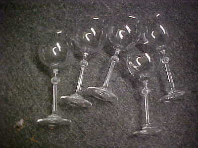"Riedel Reflections 6 3/4"" White Wine Goblets (Set Of 5)"