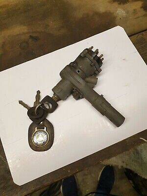 Mercedes W123 Ignition Barrel Switch and Keys