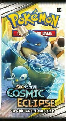 Pokemon TCG Sun and Moon Cosmic Eclipse Booster Pack - PREORDER (Ships on 11/1)