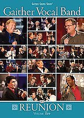 Gaither Vocal Band  Reunion VOLUME  TWO DVD GAITHER GOSPEL SERIES Brand New