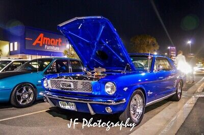 Ford 1966 K Code Mustang