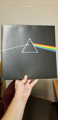 Dark Side of the Moon by Pink Floyd - Vinyl 2016 - ZERO WEAR!!!