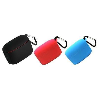 Clamshell Silicone Earphones Protective Sleeve for Jabra Elite Active 65t JF#E