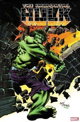 IMMORTAL HULK #25 1:100 Hidden Gem Variant Marvel Comics NM 2019