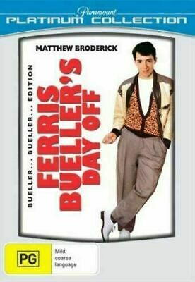 Ferris Bueller's Day Off dvd  e42