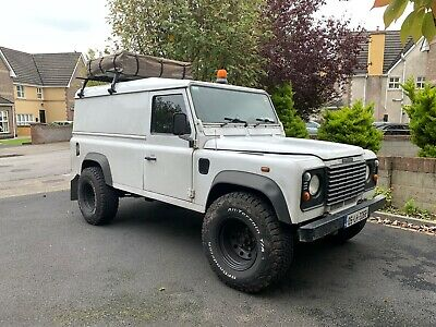 2005 Land Rover Defender 110 - Engine remap, Leisure battery and Rear ladder