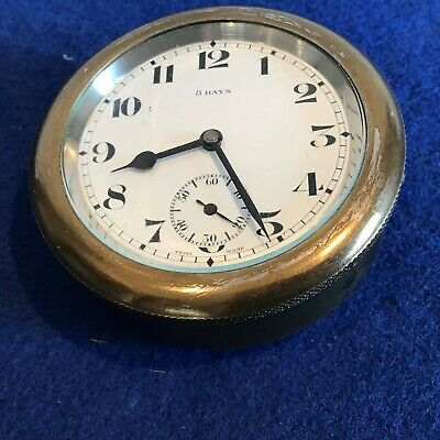vintage car/planes dashboard clock