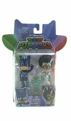 Pj Masks Catboy And Romeo Action Figures