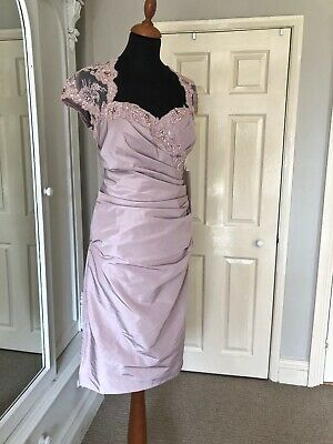 Gill Harvey Collection, Mother of the Bride Dress, Style 4719DO, Blush