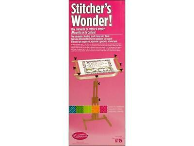 Frank A Edmunds  Co  Fae6115  F A Edmunds Stitcher S Wonder 12X24 Frame W Stand