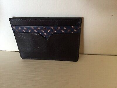 Small Mens Leather Card Wallet John Lewis