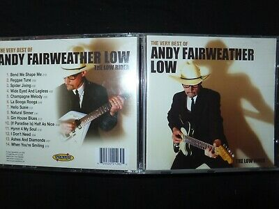 Cd The Very Best Of Andy Fairweather Low /