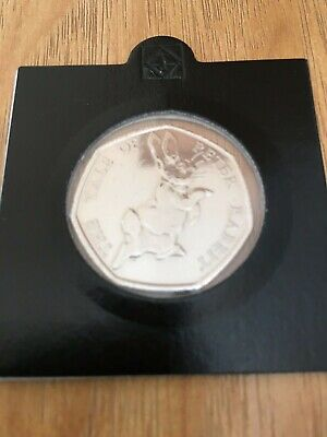 The Great British Coin Hunt  Peter Rabbit 50P
