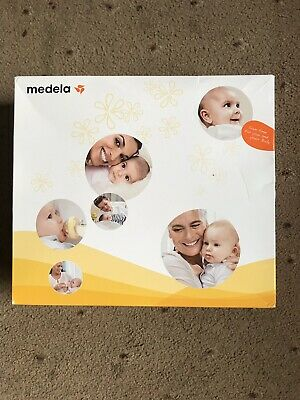 Medela Swing Essential Pack Single Electric 2-phase Breast Pump And Calma Teat