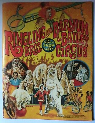Ringling Bros And Barnum Circus Bailey (1979)